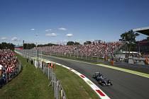 Formule 1 v Monze