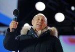 Putin děkoval voličům. O smrti exšpiona Skripala se prý dozvěděl z médií