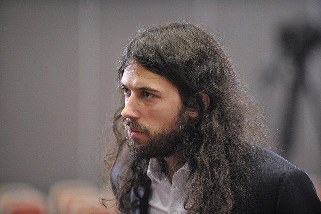 Pirát Mikuláš Ferjenčík.
