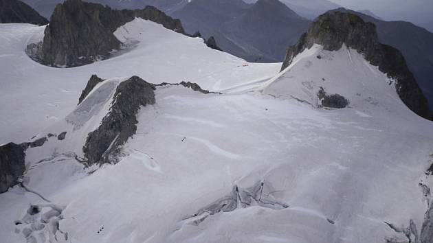 Mont Blanc. Ilustrační snímek
