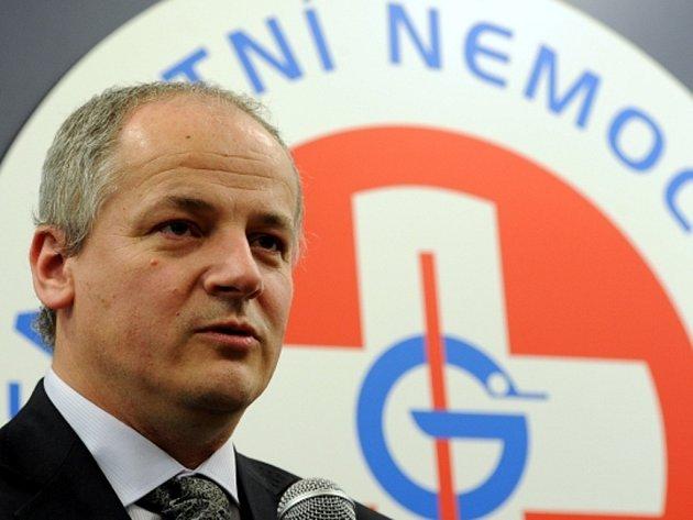 Předseda České vakcinologické společnosti Roman Prymula.