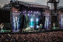 Na festivalu ve Wackenu se vypije kolem 400 tisíc piv.