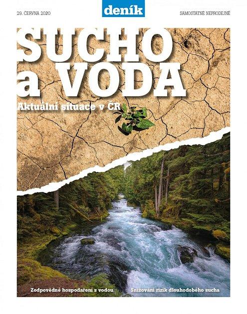 Příloha Deníku Sucho a voda.