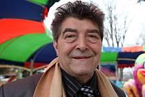 VÁCLAV KOČKA organizuje Matějskou pouť už přes padesát let.