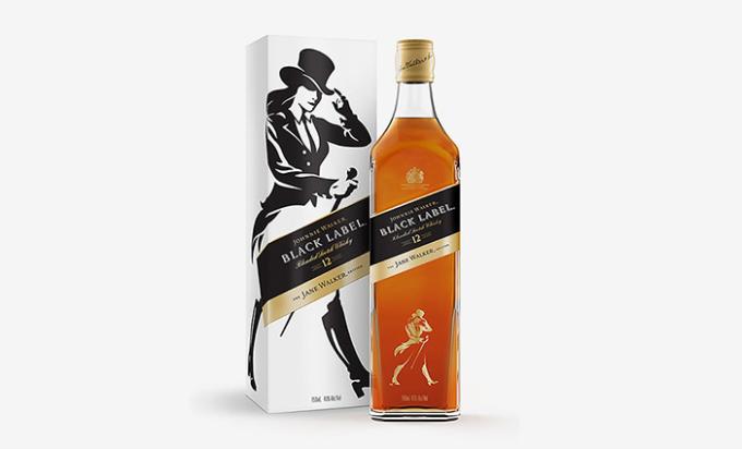 Limitovaná edice whisky Jane Walker