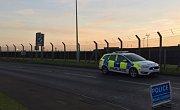 Americká základna RAF Mildenhall ve Velká Británii