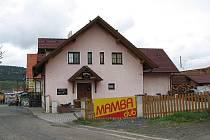 Folmavský night clubu Mamba.