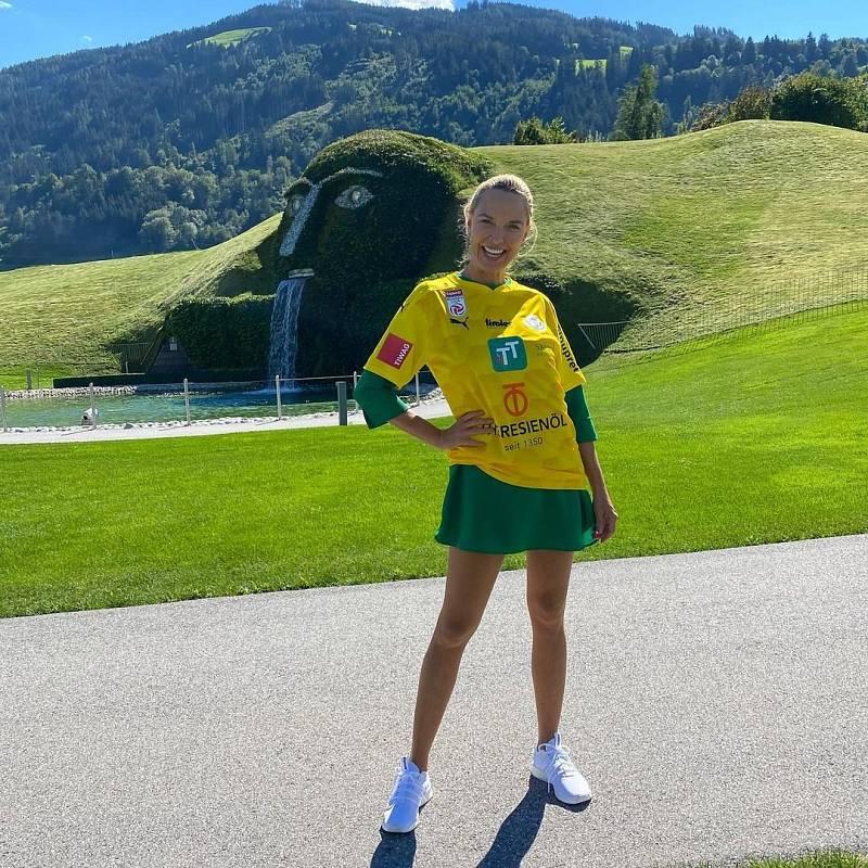 Diana Langes-Swarovski, ředitelka klubu WSG Tirol
