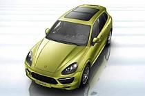Nová generace Porsche Cayenne