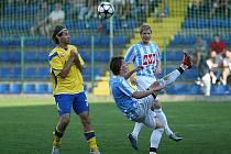 Druholigoví fotbalisté Zlína se na vítězství nad Čáslaví pořádně nadřeli.