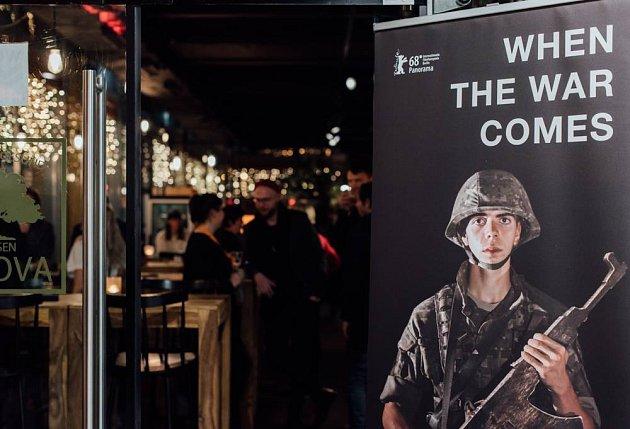 Film Až přijde válka