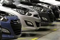 Automobilka Hyundai představila svůj nový automobil, druhou generecai vozu Hyundai I30.