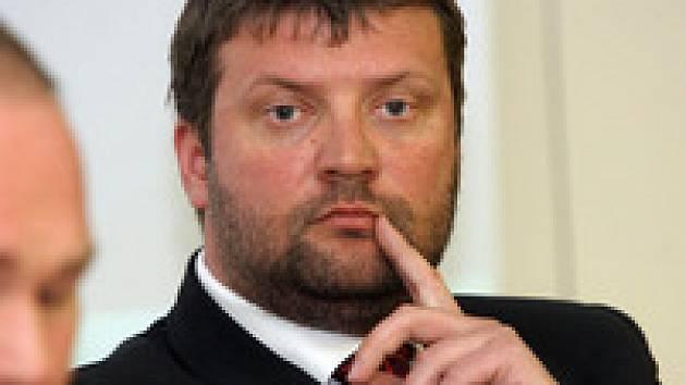 Ministr Aleš Řebíček.