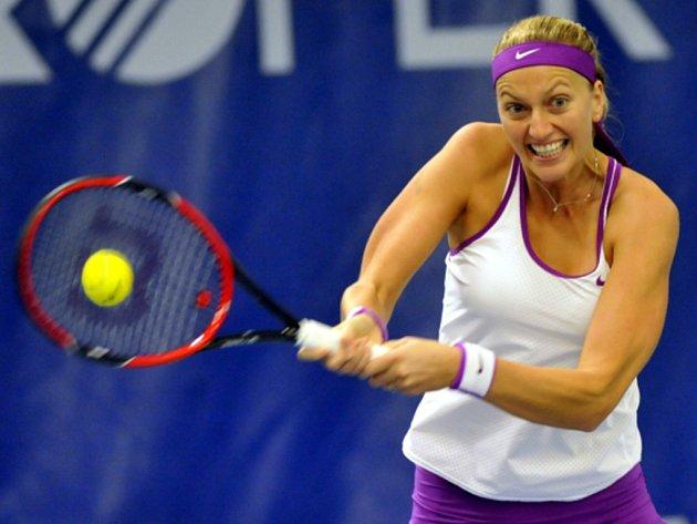 Petra Kvitová pomohla Prostějovu k titulu v extralize smíšených družstev.