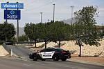 Střelba u nákupního centra Walmart v americkém El Pasu