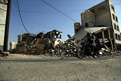 Válkou zničený Jemen