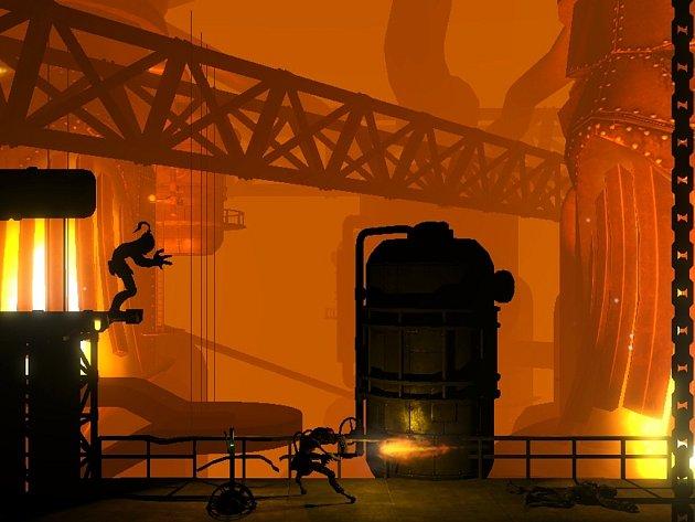 Počítačová hra Oddworld.