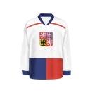 Hokejový dres z roku 1998.