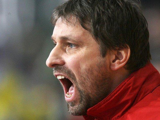 Hokejový trenér Josef Jandač.