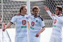Fotbalisté Hradce Králové si znovu stěžují na rozhodčí.