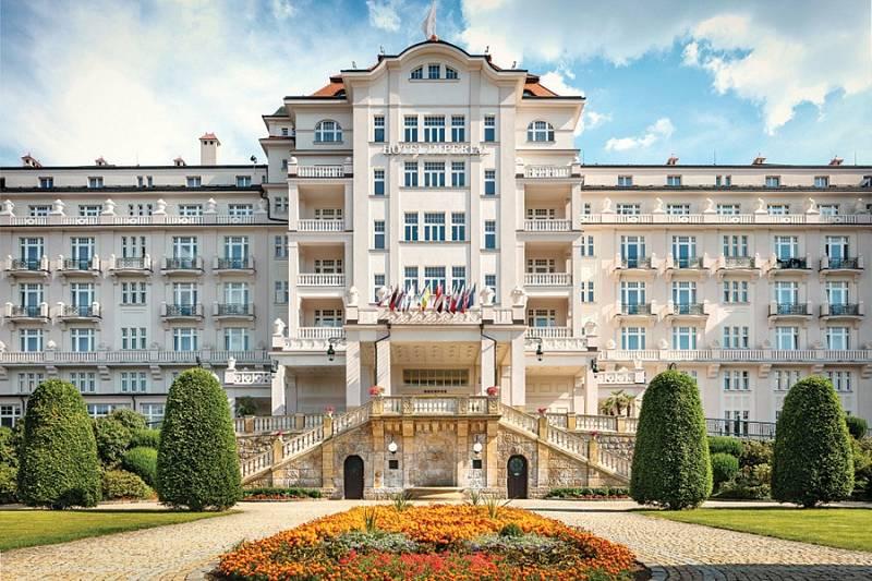 Hotel Imperial vKarlových Varech