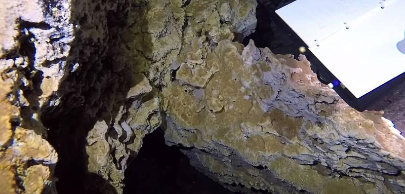 Podle archeologů změnila lidská činnost zásadně vzhled podmořských jeskyní