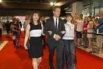 Film Domácí péče režiséra a scénáristy Slávka Horáka měl světovou premiéru v neděli 5. července 2015 na 50. ročníku Mezinárodního filmového festivalu Karlovy Vary.
