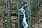 Hutský vodopád