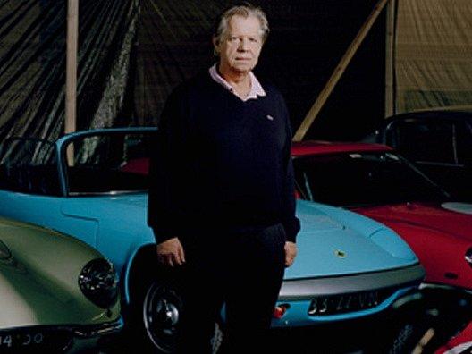Olav Glasius a jeho sbírka Lotusů