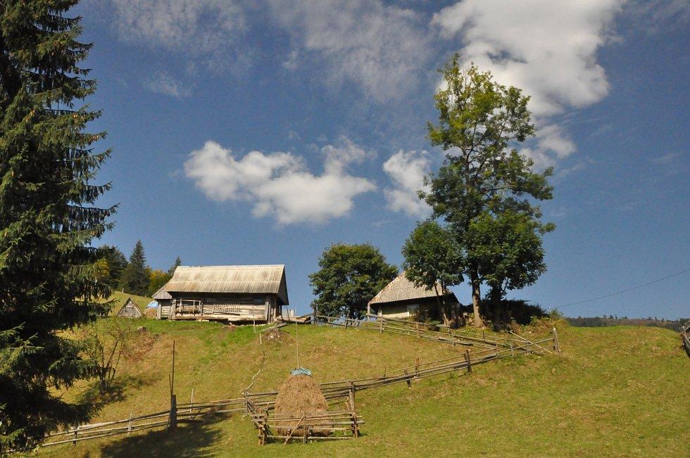 Národí park Sinevir