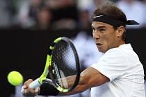 Rafael Nadal na Australian Open 2017.
