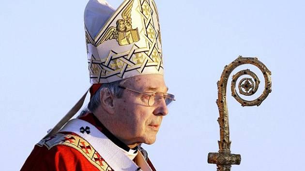 Kardinál George Pell.