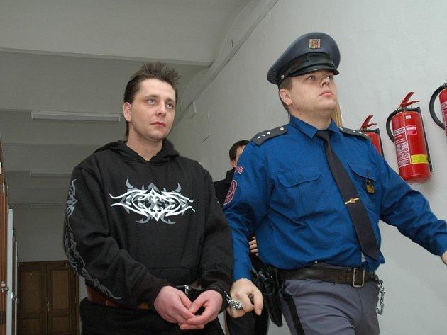 Na deset let by se měla zavřít brána věznice za Pavlem Drbohlavem z Rakovnicka.