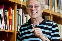 Psycholog Václav Merlin