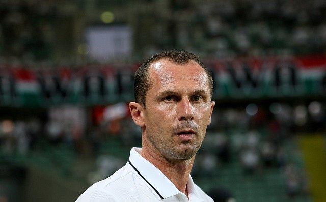Trenér Trnavy Radoslav Látal.