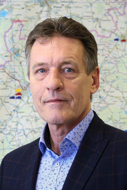 Josef Valenta, ředitel Zdravotnické záchranné služby Zlínského kraje