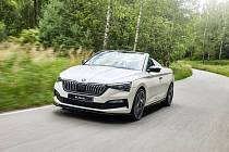 Automobilka Škoda představila vůz, který vyrobili žáci Středního odborného učiliště strojírenského Škoda Auto. Vychází z modelu Scala.