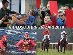 Videosouhrn 26. září 2018