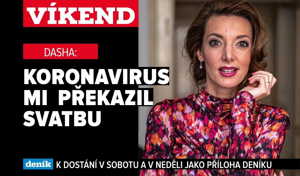 Upoutávka na magazín Víkend