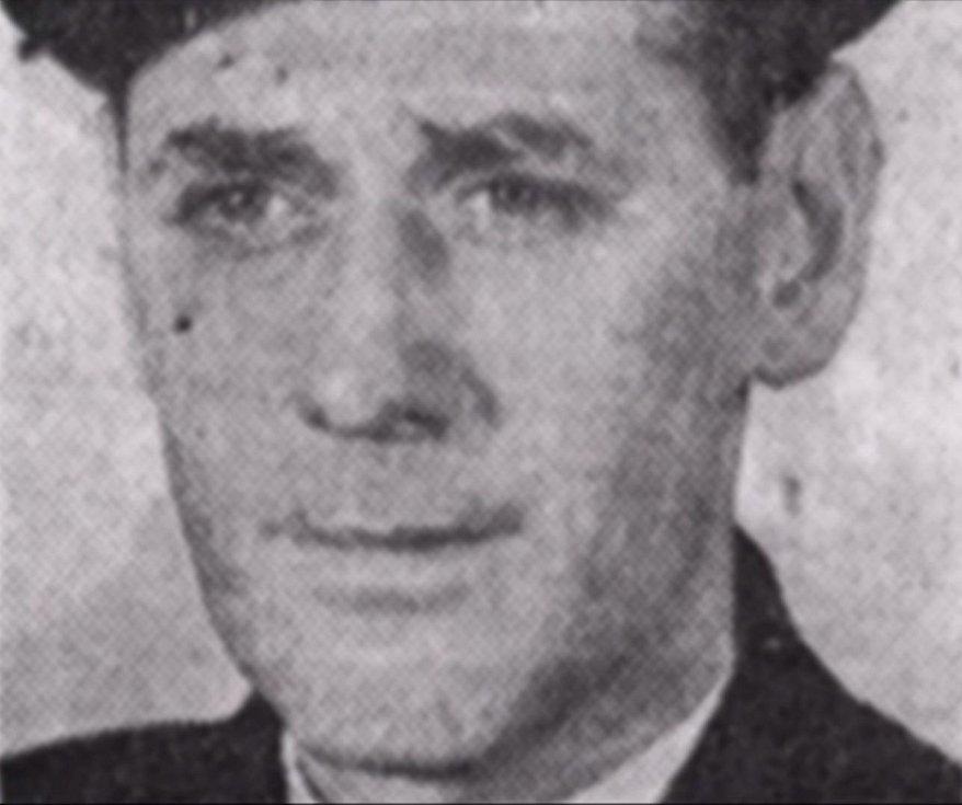 Kaplan Richard Ward se stal jednou z obětí katastrofy