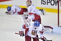 Smutek českých hokejistů, sen o semifinále MS se jim rozplynul.