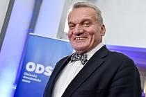 Poslanec ODS Bohuslav Svoboda