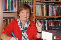 """""""Český knižní trh se za dvaadvacet let změnil zásadně,"""" říká ředitelka Moby Olga Ströbingerová."""