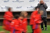 Češi v úterý poprvé trénovali na soustředění v rakouském Bad Kleinkirchheimu.