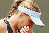 Nicole Vaidišová prochází největší krizí v její tenisové kariéře.