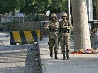 Vojáci, Pákistán, Červená mešita