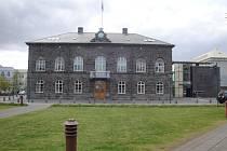 Althing, parlament Islandu