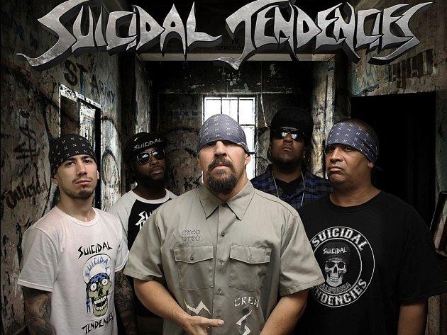 SUICIDAL TENDENCIES.