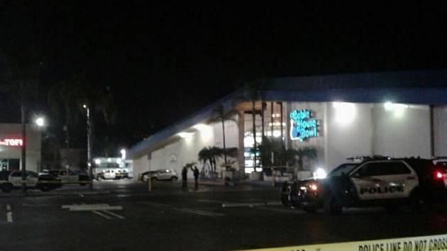 Bowlingové centrum Gable House v kalifornském Torrance