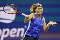 Česká tenistka Marie Bouzková na US Open.